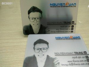 business card BC0001