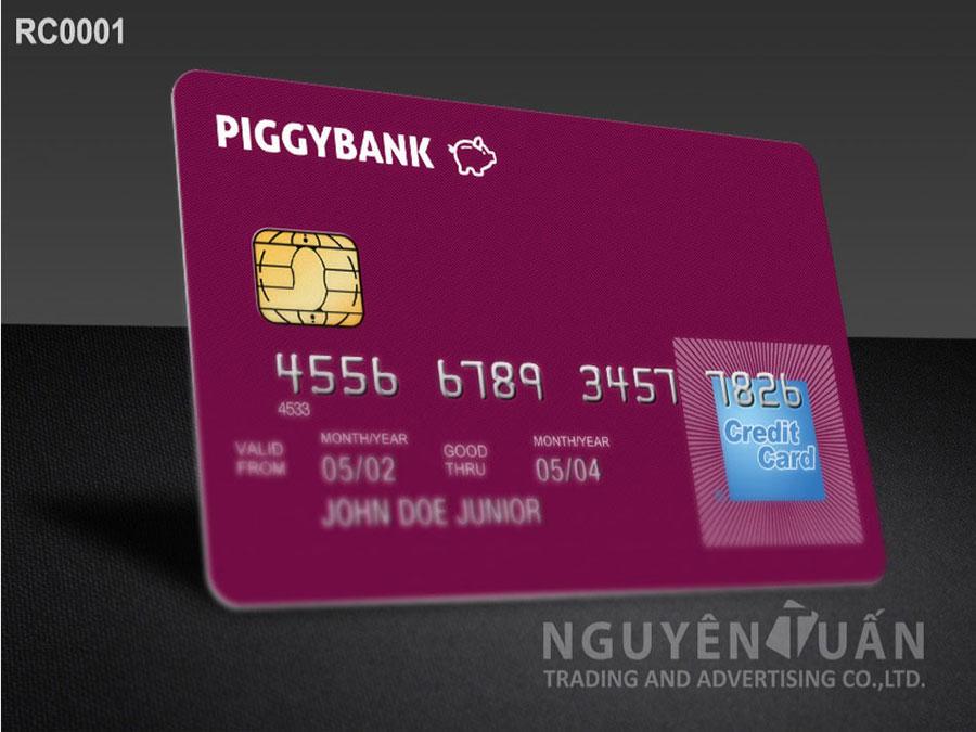 RFID card RC0001