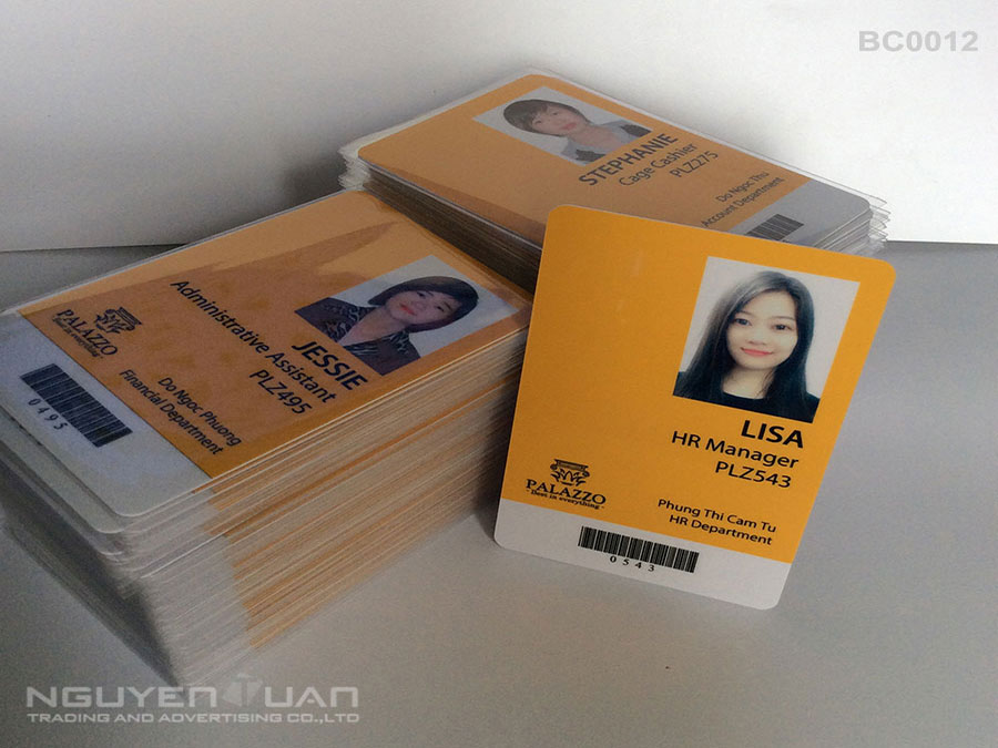 Business Card BC0012