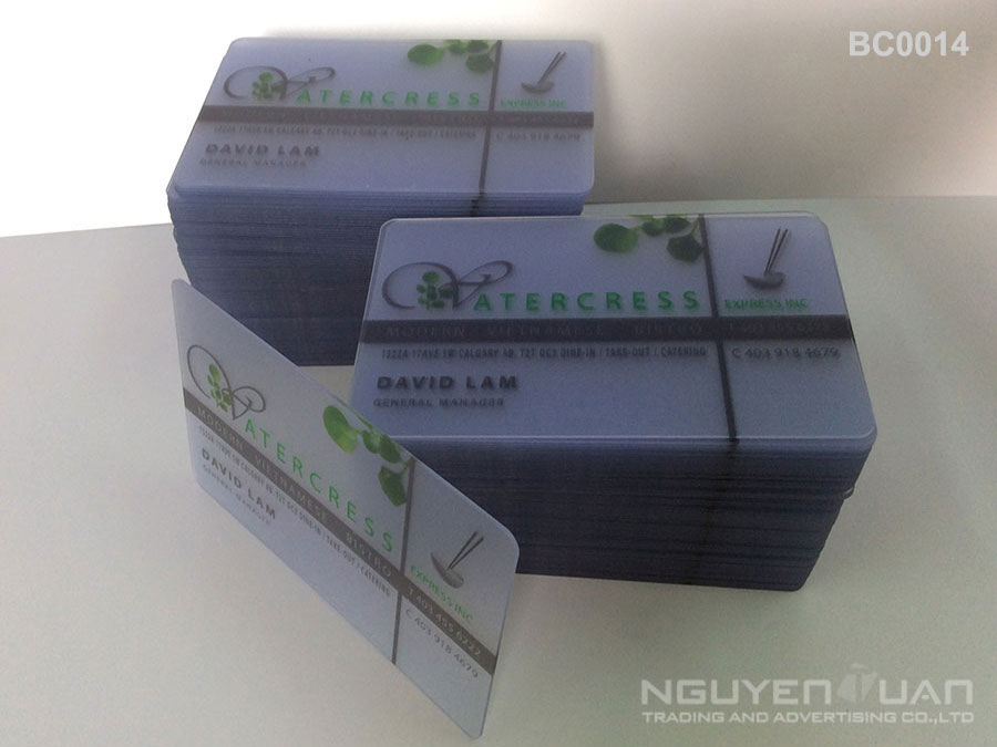 Business Card BC0014