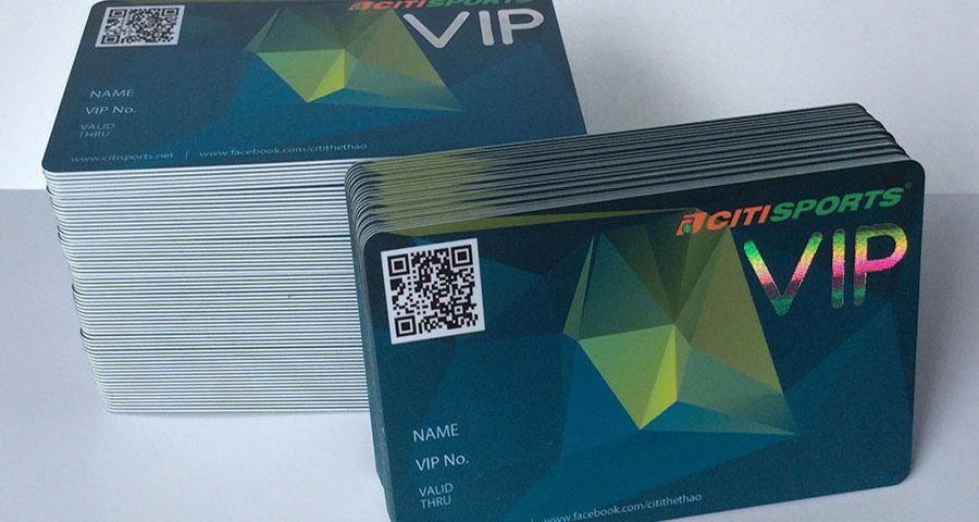 Membership card MC0013