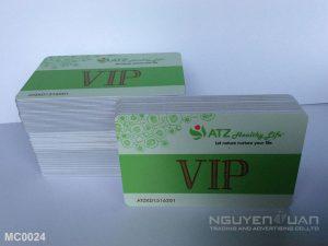 Membership card MC0024