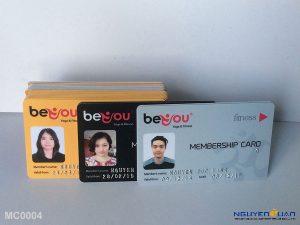 Membership card MC0004