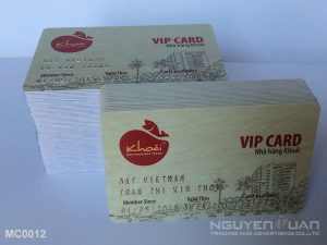 Membership card MC0012