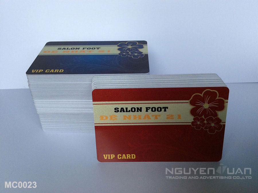 Membership card MC0023