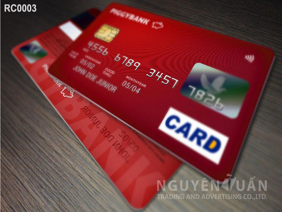 RFID card RC0003